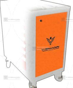 Exclusive Nouvelle Edition Servante d'outils Widmann Modèle Orange